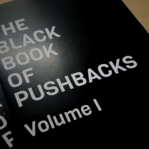 """Presentation of the """"Black Book of Pushbacks"""" in Vienna"""