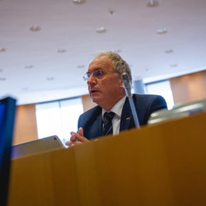 MEPs slam Slovenian Presidency for their role in chain-pushbacks