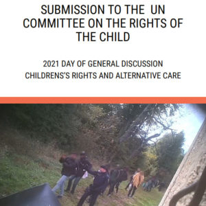 Submission to the UN Committee on the Rights of the Child